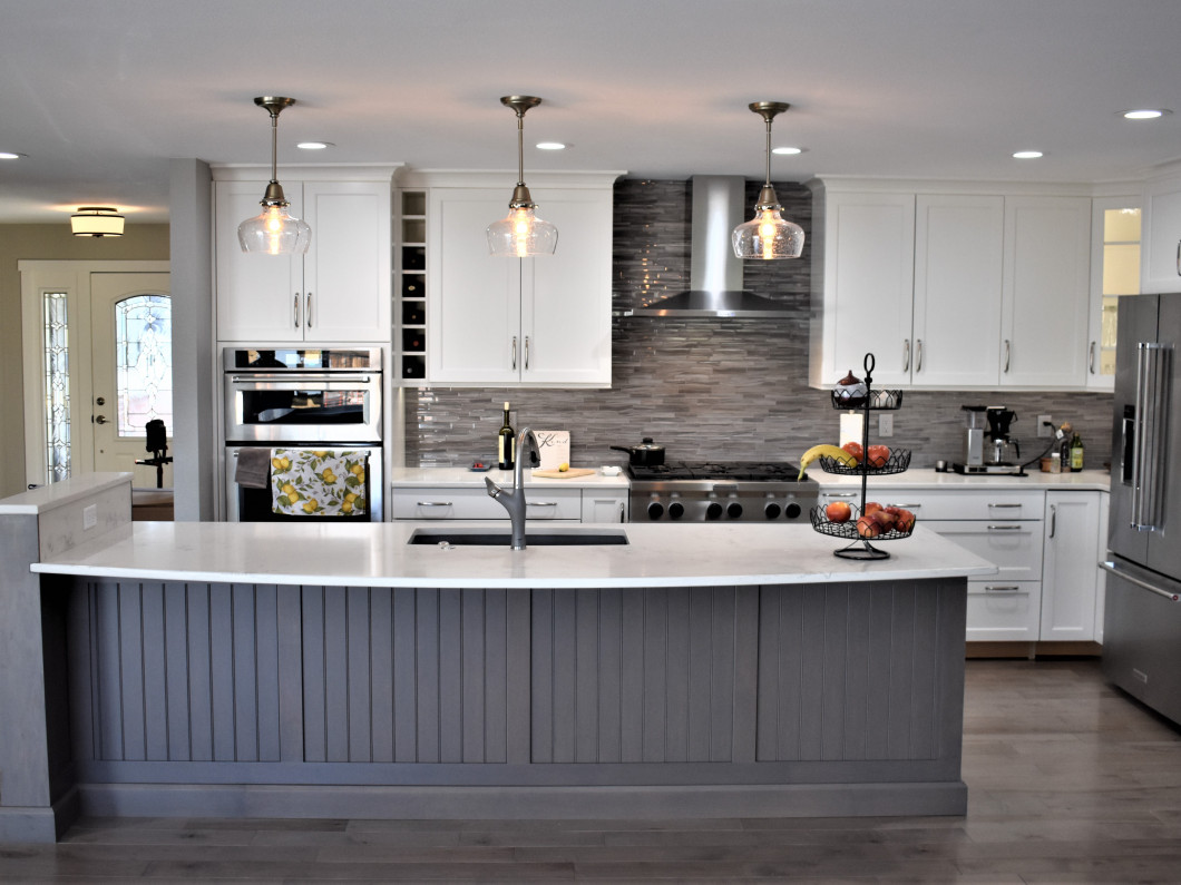 See what our kitchen remodeling services can accomplish