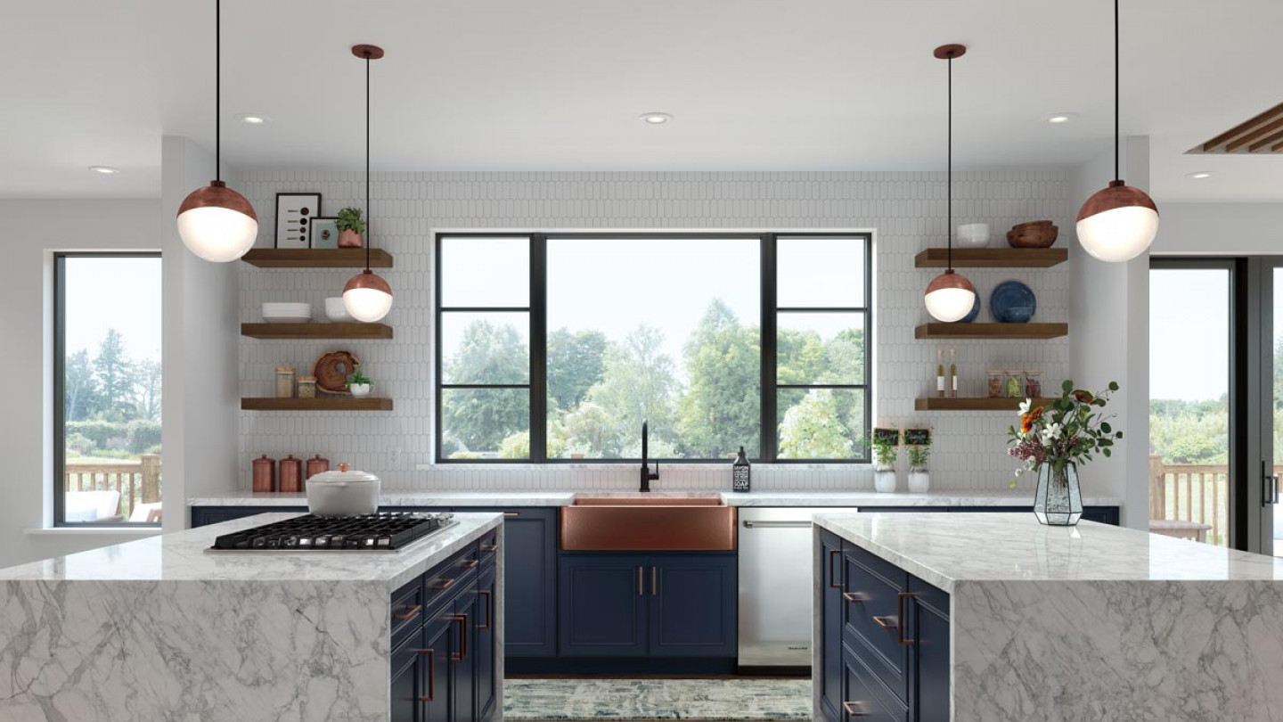 Design a custom kitchen with your family in mind with our designers in Centennial, CO